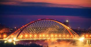 Необычные мосты России Моя Планета