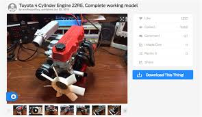 3ders.org - Learn how an engine works by 3D printing a working ...