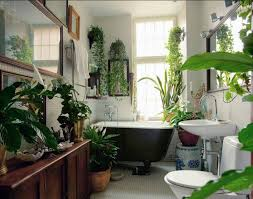 green bathroom screen shot: bathroom houseplant goals via http wwwhomeditcom best image