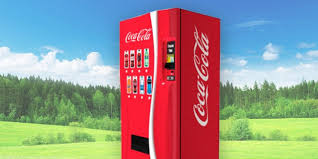Coca Cola Vending Machines Beauteous CocaCola Thinks Smart With AIequipped Vending Machine The Drum