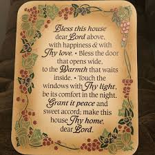 At your doorstep faster than ever. Accents Bless This House Wall Hanging Or Table Decor Poshmark
