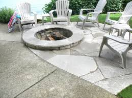flagstone patio with fire pit. Eden Flagstone Patio And Fire Pit. With Pit