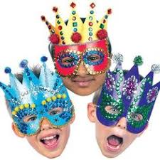 Card Masks To Decorate Strong Card Crown Mask for Children to Design and Decorate for 43
