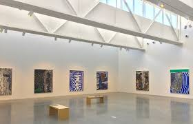 center for maine contemporary art cmca the main gallery with natural lighting art gallery p9