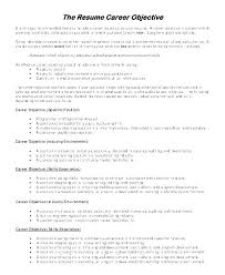 Resumes With Objectives Customer Service Resumes Objectives Customer Service Job