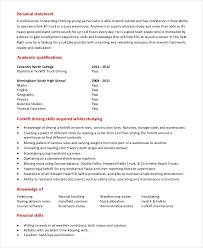 6 Forklift Resume Templates Pdf Doc Free Premium Templates