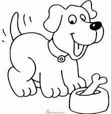 Duitse Herder Honden Cartoon Om In Te Kleuren Stockvector Nieuwe
