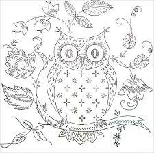 Owl Pattern Impressive My Owl Barn Owl Love You Embroidery Pattern
