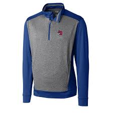Buffalo Bisons Depth Chart Buffalo Bisons Cutter Buck Replay Quarter Zip Jacket