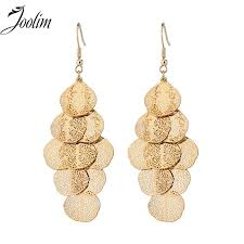 2018 joolim jewelry whole gold statement european earring chandelier earring antique from naughtie 33 06 dhgate com