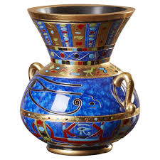 Egyptian Glass Painting Designs Features Material Resin Cast In Quality Designer Resin