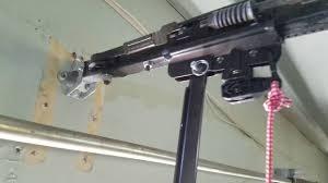 how to secure your garage door from burglars