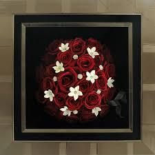 flower preservation bridal bouquet memorial forever flowers