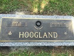 Winifred Myrtle Mills Hoogland (1911-1992) - Find A Grave Memorial
