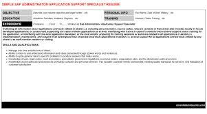 Sap Ewm Resumes Cover Letters Cv Letters Resumes Templates
