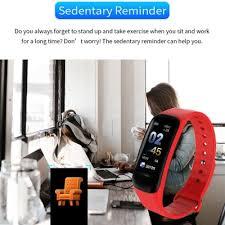 Track My Blood Pressure Letike C1s Smart Bracelet Color Screen Fitness Tracker Blood