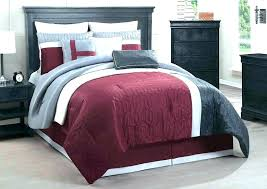 black white and red bedding wonderful red black and grey bedding red and grey comforter set