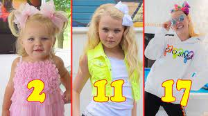 Jojo Siwa from 0 to 17 Years Old 2020 ...