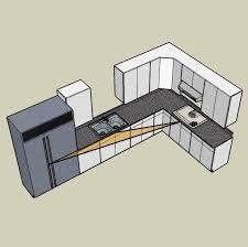 basic kitchen design layouts. Kitchen Layouts With Island | Basic Layout Options Design