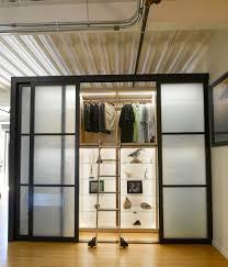 mirrored closet sliding doors