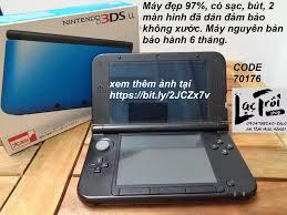 Máy chơi game Nintendo 3DS LL