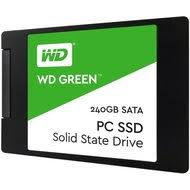 <b>SSD накопитель Western</b> Digital 240Gb WDS240G2G0A GREEN 2.5