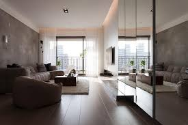 Contemporary Apartment In Taiwan By Fertility Design Room Decor