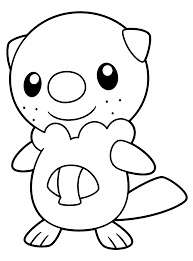 Small Picture Free Printable Coloring Pages Pokemon Black White Pokemon Black