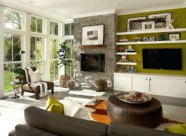 Updated Traditional Living Room View In Gallery Modern Traditional