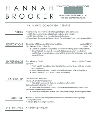 Teaching Resume Modern Comtemporar Simple And Unique Resume Idea Unique Resume Best Resume