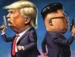 Картинки по запросу Ким блефует перед Трампом