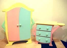 badger basket armoire badger basket pink doll armoire