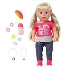 Купить <b>куклу Zapf Creation Baby</b> Born Сестричка 820-704 в ...
