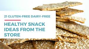 Gluten Free Vending Machine Snacks Amazing 48 Glutenfree Dairyfree Healthy Snack Ideas From The Store