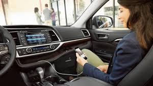 2015 Toyota Highlander: Interior