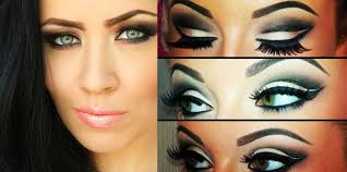 makeup for green eyes how to green smokey eye tutorial you how to do smokey eyes for green eyes step