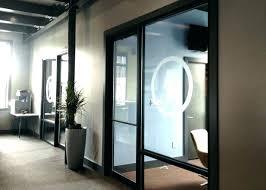 modern office door. Modern Office Doors Medium Image For Building Front Vinyl Decal Glass Door Wall .
