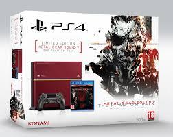 Metal Gear Solid Ps4 Console Gamestop