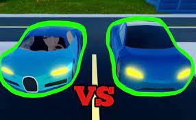 Bugatti chiron getting unloaded in monaco! Roblox Jailbreak Bugatti Chiron Vs Roadster Youtube Cute766