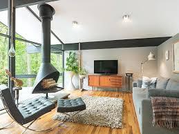 mid century modern fireplace design ideas mid century modern fireplace design with wooden material mid century
