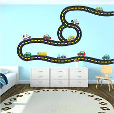 sports wall stickers race car decal sports wall decal murals race track wall stickers race car