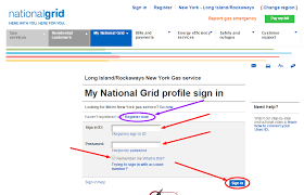 National Grid Customer Service National Grid Invoice Number Picci Invoice