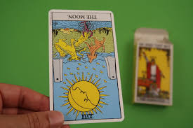 The moon is a symbol of dreams, intuitions, higher consciousness, and spiritual wisdom. The Moon Tarot Reversed What Does It Mean Yocean Yogi