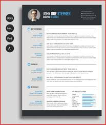 Inspirational Amazing Resume Templates Free Word Resume For A Job