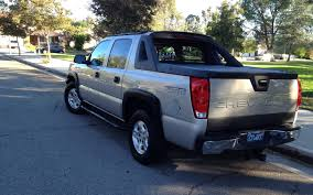 Avalanche » 2004 Chevy Avalanche Accessories - Old Chevy Photos ...