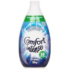 Comfort Intense Fresh Sky Liquid Fabric Softener 38 Loads