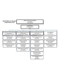 Department Of Finance Organisation Chart 7 Finance Organizational Chart Templates In Google Docs