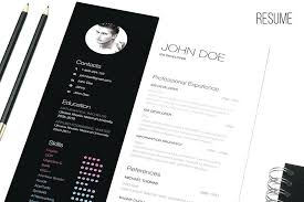 Resume Indesign Template Free Minimal Template Indesign Resume
