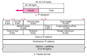 Ip Header - Design