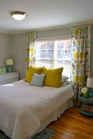 uncategorized yellow and gray bedroom decor master office combo ideas design small furniture photos splendid